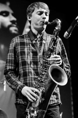 Max Treutner - Saxophon